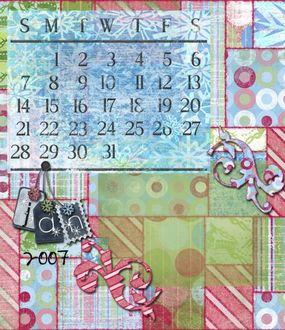 CD Calendar #2
