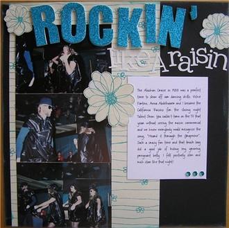 Rockin' Like a Raisin