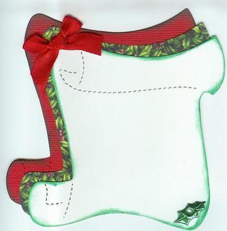 Christmas Journal Box