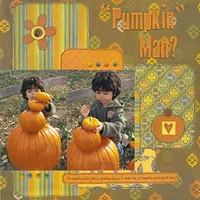 Pumpkin Man?
