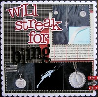 Will Streak for Bling