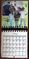 Calendar for my dear husband