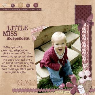 Little Miss Independent