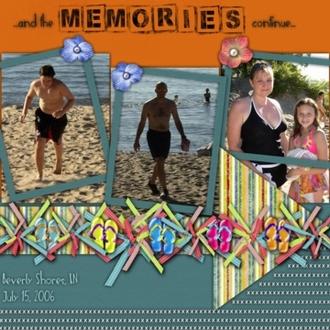Memories Continue
