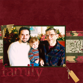 family - for Amy H