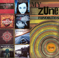 My Zune Favorites