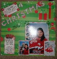 New Baby Sister 4 Christmas