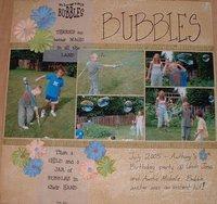 Bubbles - Scraplift Keling