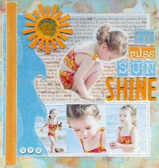 Lil Miss Sunshine