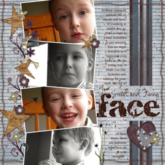 Your Sweet and Funny Face