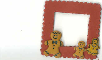 Fast Scrap #8-decorate a frame