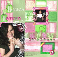 Hannah Heaven Challenge 1