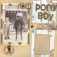 Pony Boy