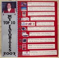 Top 10 Favorites 2007