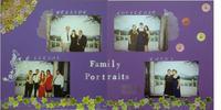 Family Portraits (40/20/10 Challenge)