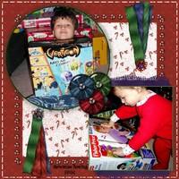 Christmas Morning 2006