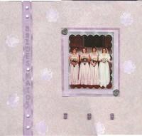 Wedding Album Attendants