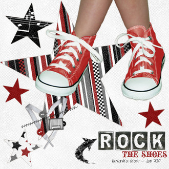 ROCK the shoes