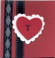 v-day card for tiffany