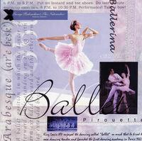 Nutcracker Ballet (As seen in Memory Makers Mag December 2005)
