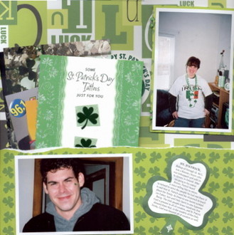 yet another st. patrick's day LO