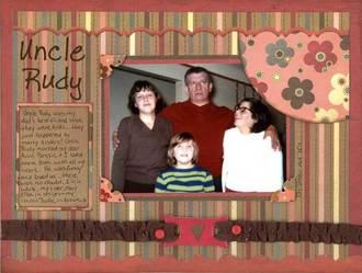 Uncle Rudy
