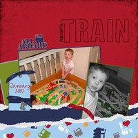 All Aboard Aaron's Train
