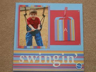 Swingin' boy