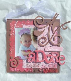 Adore **Picture It Page Frames**