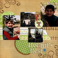 Hermit's Rest (CT Sassafras Lass reveal)
