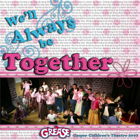 """We Go Together"" from Grease"