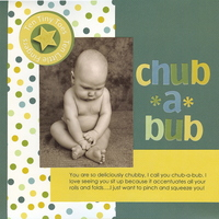 Chub-a-bub *Polar Bear Press CT Reveal*