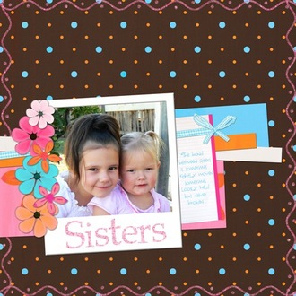 Sisters - Jaz and Gypsy
