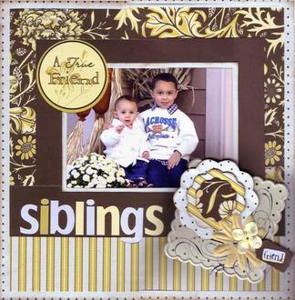 Siblings **Polar Bear Press**
