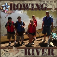 Rowing On the River