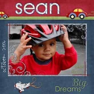 Sean At Play
