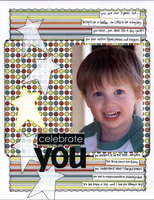 {CT Reveal: Polar Bear Press} Celebrate You