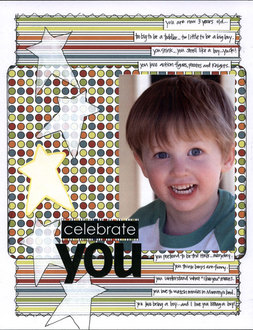 {CT Reveal: Polar Bear Press} Celebrate You