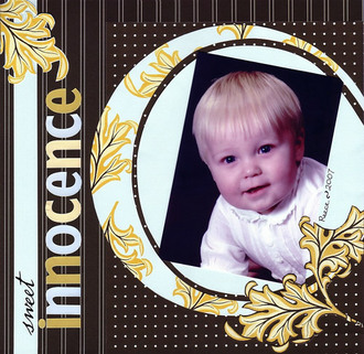 Sweet Innocence **Polar Bear Press CT Reveal**