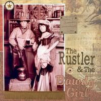 The Rustler & The Bawdy Girl