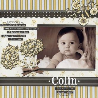 Colin - Polar Bear Press DT Reveal