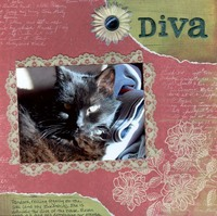 Diva **Supply List Challenge