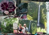 Kahuna Falls, Hawaii