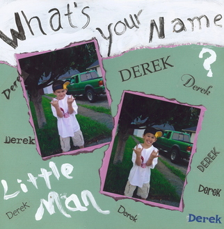 What's Your Name - Little Man