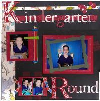 Kindergarten Round up! Page 1