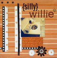 Silly Willie- scraplift Beth W