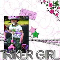 triker girl