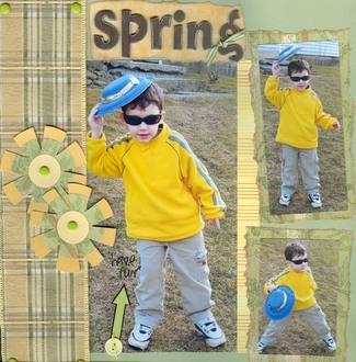 Spring Dance
