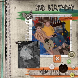 Christian's 2nd Bday