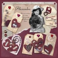 Valentine Alex 2001
